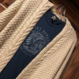 Ivory Cardigan. Brand New with Tags.